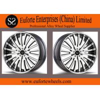 Quality Susha Wheels - Gloss Black Forged Concave Wheels SAEJ2530 VIA Big Brake Kit for sale
