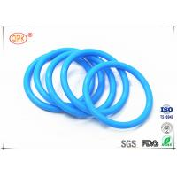 Quality Durable Tasteless Rubber Silicone O-Ring Anti Dust 30 - 85 Shore Hardness for sale