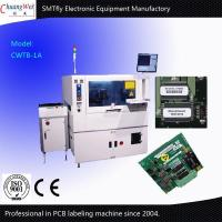 Quality PCB Labeling Machine With High Precision CNC Machine for PCB with CCD System for sale