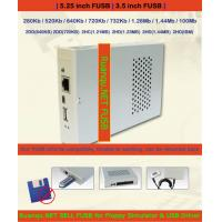 Quality Simulation Floppy FloppyUSB for BROTHER BES-111AF embroidery machine From Ruanqu.NET for sale