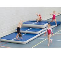 Buy cheap Drop Stitch Air Tumbling Track 20cm Thick Air Track Mat For Average from wholesalers