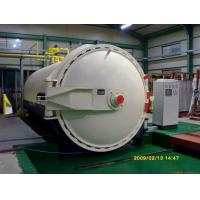 Quality Wood Rubber glass industry Autoclave for wood treatment, rubber vulcanizing and glass lamination for sale