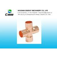 Quality Air Conditioning Copper Tube - Cross C x C x C x C , Copper Reducers for sale
