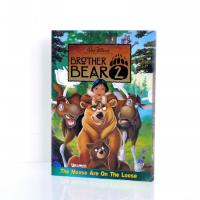 China supply brother bear 2 dvd - wholesale disney movie,supplier on sale