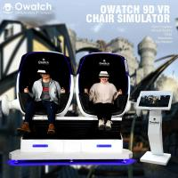 Quality Owatch-12 Months Warranty 9D Egg Vr Cinema Type Owatch 9D Vr Chair game machine for sale