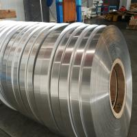 Quality Single Side Coated Aluminum Strip Roll 0.2mm Thickness For PPR Pipes Durable for sale
