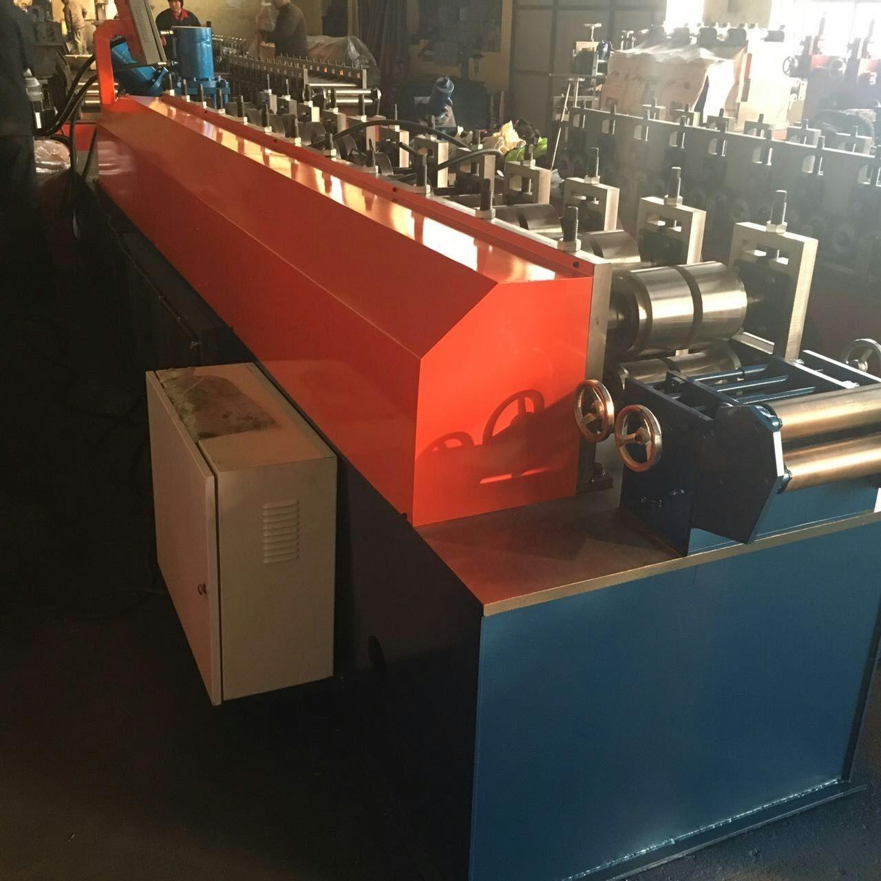 Buy cheap Ceiling Stud And Track Iron Roll Forming Machine With Voltage Of 380V 60HZ 3 Phases from wholesalers