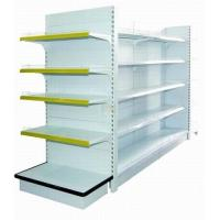 Quality Static Powder coating Supermarket Shelf Display Vegetable and Fruit Rack Series for sale