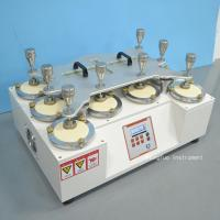 China Taber Rubber Abrasion Testing Machine , Abrasion Tester , Fabric Taber Abrasion Tester Machine on sale