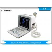 Quality Clinic Digital Ultrasound Scanner With Convex Probe For Abdomen High Precision for sale