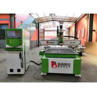 Quality High Speed And Precision Cnc Wood Router , Wood Sculpture Cnc Cutting Machine for sale