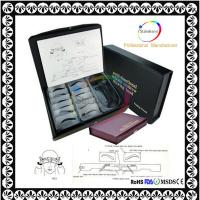 Quality 3D eyebrow stencil kit for design eyebrows 12 types for sale
