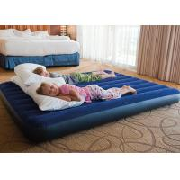 Quality Sofa Bed Furniture Best Inflatable Bed , Inflatable Air Mattress For Sleeping At Home for sale