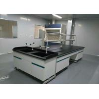Quality Acid / Alkali Proof Modular Lab Furniture Phenolic / Epoxy Resin Work Top for sale