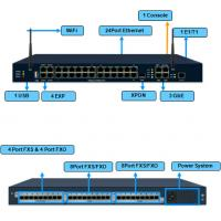 Quality IMS / NGN Asterisk/Elastix VoIP Product VoIP G / EPON Multiple Services Converged SME / SOHO Gateway for sale