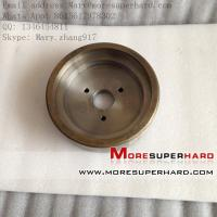 Quality Metal bond diamond/CBN grinding wheel for stone, marble and granite for sale
