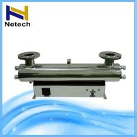 Quality 40T/Hr Ozone Generator Water Treatment Fish Farming UV Water cleanr Purification for sale