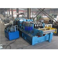 Quality SGS CZ Purlin Roll Forming Machine Dual Holes Punching 11 MPa Work Pressure for sale