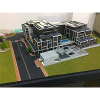 Quality Abs and acrylic table display 3d scale house model for apartment for sale
