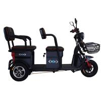 Quality 2 Passengers 60V 20Ah 3 Wheel Sit Down Scooter for sale