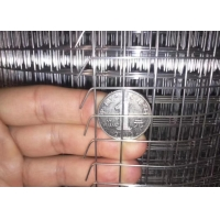 Quality 304 316 3/4 Inch/Silver/Bird Aviary Mesh Panels Stainless Steel Welded Wire Mesh for sale