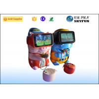 Quality Red / Blue VR Game Machine Education Game For Age 3 To 10 Children Playing for sale