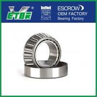 China High Speed Taper Roller Bearing Wheel Bearing Replacement Low Noise 32006 on sale