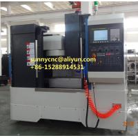 Quality VMC850 Big CNC Machining Center With Fanuc Controller And ATC for sale