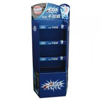 Quality Wooden Display, wood display stand /shelf/rack with board and metal for sale