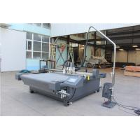 Buy cheap High Speed Digital Flatbed Cutter Particular Router And Conveyor Belt System from wholesalers