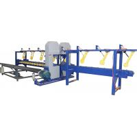Twin Heads Industrial Saw Mills, Log Processing Euipment
