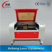 Quality KL690 CHINA 80W CO2 Laser Cutting Machine for paperboard for sale