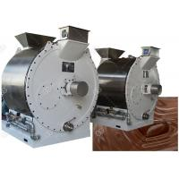 Quality Industrial Small Chocolate Conching Refining Milling Machine for Sale for sale