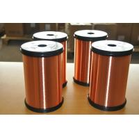 China UL Polyurethane Solderable Magnet Wire Enamelled Copper Wire For Vibration Motor on sale