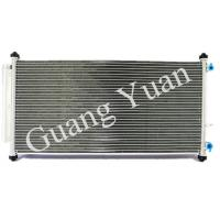 China HONDA CITY GM3 Automotive AC Condenser , Durable Replacing Car Ac Condenser  on sale