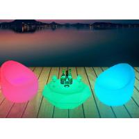 Quality Modern Waterproof Illuminated Bar Tables Changing Light Bar Led Table Furniture for sale