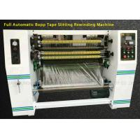 Quality 2200KG Avoid Crinkling Stretch Film Rewinding Machine For OPP , PP , PE , PVC for sale