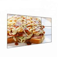 """Quality 46"""" 49"""" 55"""" Advertising Video Wall 3x3 TV Wall LG/Samsung Panel For Shopping Mall Fashion Shop for sale"""