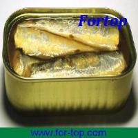Quality Sardine Fish in Can for sale