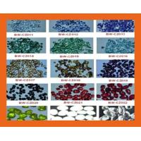Quality Colorful Glass Beads for Decoration for sale