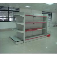 Buy cheap Wooden Display, wood display stand /shelf/rack with board and metal from wholesalers