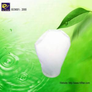 China Nylon monofilament needle felt sewn  25 micron filter bag on sale
