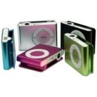 Quality 2GB No Display Clip Shuffle MP3 Players for sale