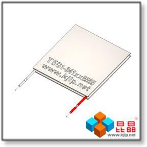 Quality TEG1-241 Series (55x55mm) Peltier Generator/Peltier Chip/Peltier Module/Thermoelectric Chip/TEC/Cooler for sale
