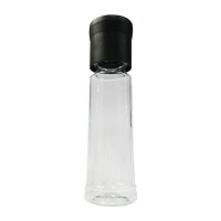 China ISO9001 220mm 70g 310ml Plastic PET Jar For Spice on sale