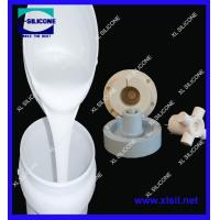 Quality RTV 2 liquid silicone rubber for resin sculpturer molds making for sale