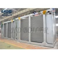 Quality ISO Boiler Air Preheater Recuperator Parallel Flow Cold For Steel Power Plant for sale