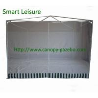 Quality Outsunny Gazebo Canopy Tent Replacement Solid Side Walls End Wall for sale