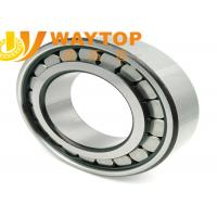 Quality Single Row Cylindrical Roller Bearing Steel Cage Chrome Steel GCR15 for sale