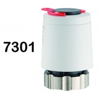 Quality 7301 7302 7306 Wax Motorized Thermoelectric Actuator Working Status directly Shown by Position of Rising Indicator for sale